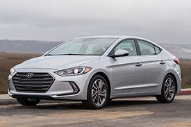 Futuristic Hyundai i30 AD with an all new chrome grille and eye-catching headlights