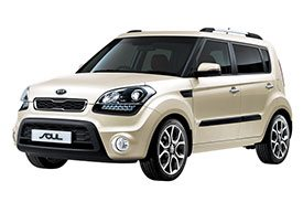 Kia Soul AM, one of the highly sought after hatchbacks from Kia