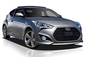 Third generation of the FS series of Hyundai Veloster, the coupé styled hatchback for all