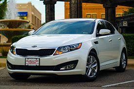 Looking for an all-purpose sedan? The Hyundai Optima GT GD might be the perfect car for you