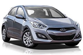 Sunset grey Hyundai i30 VD2 hathback in an all new design