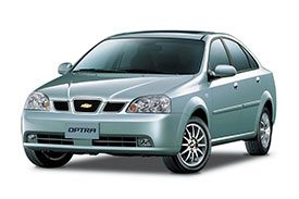 Blue daewoo lacetti model number J200