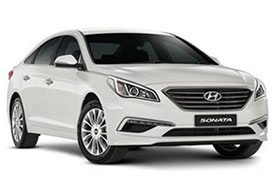Introducing the Sonata LF3, with a faster and more refined engine and luxury
