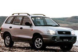 Looking for an older version of the famous Santa FE. Hyundai Heaven stocks all models.