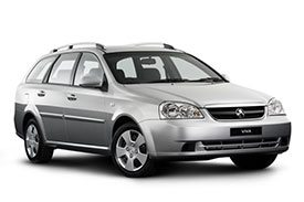 An MUV that rivals the best of MUVs in Perth, the Holden Viva with extra passenger seating